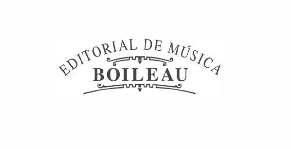 Editorial Boileau: En el Podio