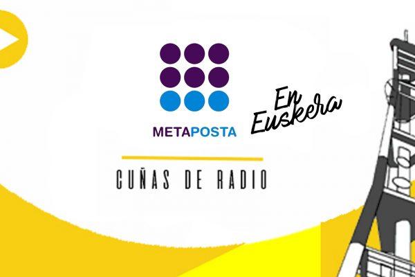 CUÑA METAPOSTA EUSK