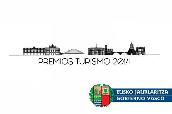 Premios Turismo Gobierno Vasco 2014 1ª parte