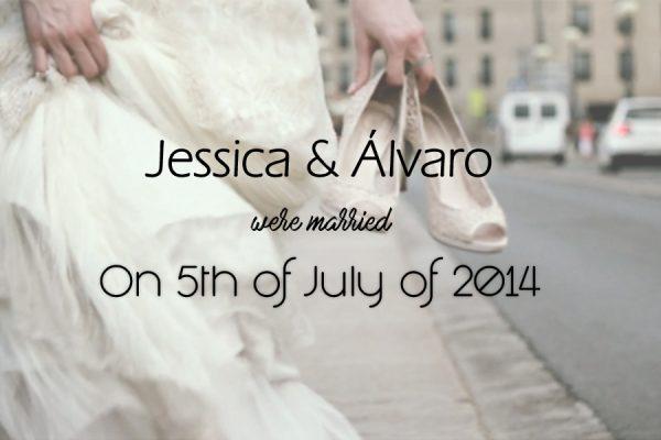 Boda Jessica & Álvaro