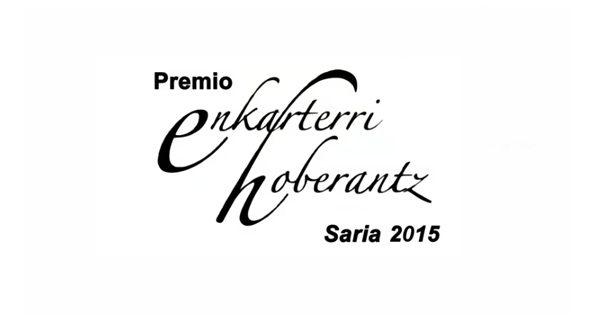Resumen Premios Enkarterri Hoberantz 2015