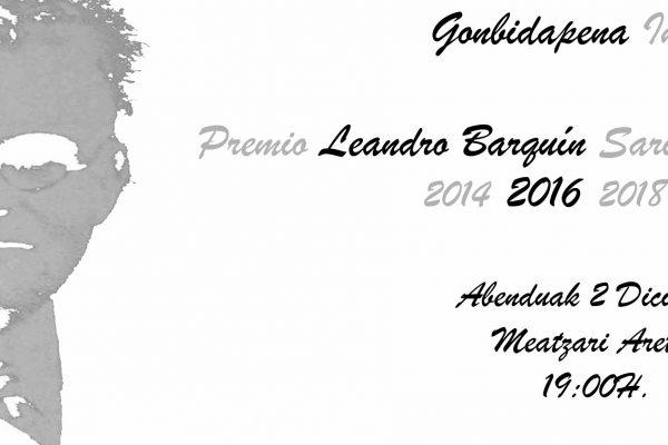 Premio Leandro Barquín. Muskiz